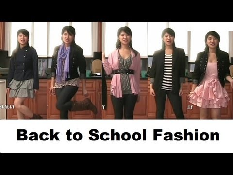 Fall Fashion 2010: Back to School Outfits + Tips