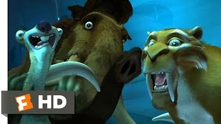 getlinkyoutube.com-Ice Age (4/5) Movie CLIP - Ice Slide (2002) HD