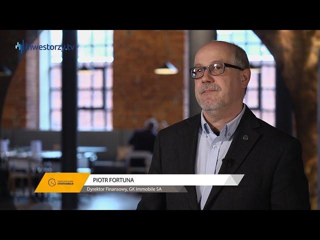 GK Immobile SA, Piotr Fortuna - Dyrektor Finansowy, #72 PREZENTACJE WYNIKÓW