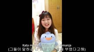 "getlinkyoutube.com-Parent's day-Orang Korea nyanyi lagu ""Bunda"" untuk ""Parents' day"" di Korea"
