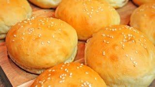 getlinkyoutube.com-Kaiser Rolls Recipe - Perfect Hamburger Buns and Sandwich Rolls Every Time!