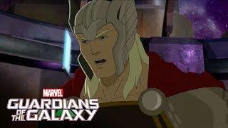 getlinkyoutube.com-Marvel's Guardians of the Galaxy Season 1, Ep. 17 - Clip 1