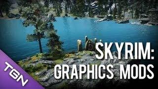 getlinkyoutube.com-★ Skyrim - The Best Graphics Mods