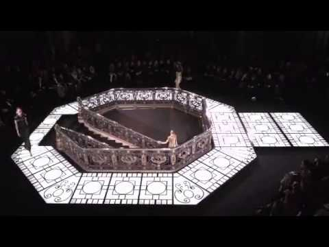 Versace Haute Couture Spring/Summer 2013 Full Fashion Show