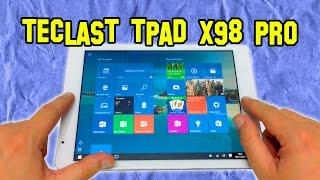 ✔ Teclast X98 Pro, Retina, Android 5.1 y Windows 10