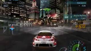 getlinkyoutube.com-Need For Speed Underground Final Race