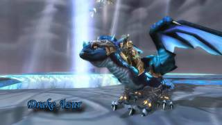 Reins of the Azure Drake - Item - World of Warcraft