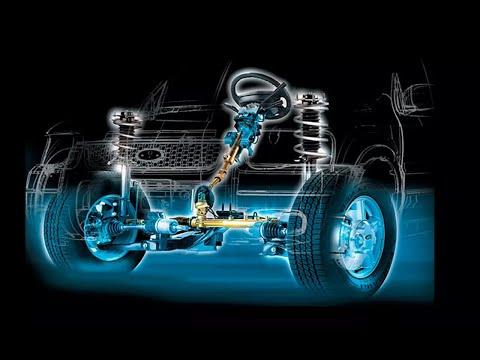 Регулировка рулевого редуктора