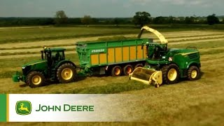 John Deere SPFH 8000 Series Product video