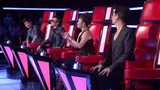 getlinkyoutube.com-The Voice Thailand - แซม VS กอฟ - ค่อยๆ พูด - 20 Oct 2013