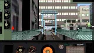 getlinkyoutube.com-地下鉄銀座線を上野から車庫まで運転。