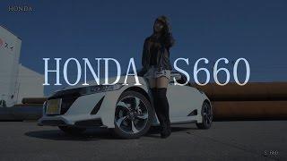 getlinkyoutube.com-HONDA S660 × Yuki Kanai   PV ホンダ S660 プロモ-ションビデオ