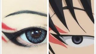 getlinkyoutube.com-Tutorial : Anime Eye Makeup 102 • Hakutaku