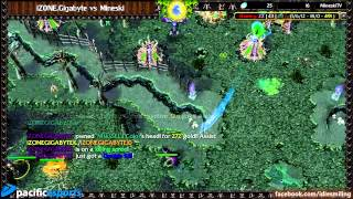 getlinkyoutube.com-[SMM WB] iZONE.Gigabyte vs Mineski