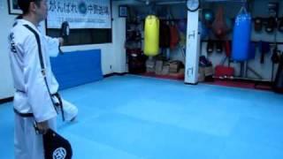 getlinkyoutube.com-黄道場練習会 360°ティミョトラヨプチャチルギ 2010年11月