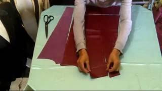 getlinkyoutube.com-Making Leather Jacket