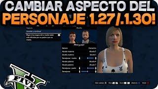 getlinkyoutube.com-GTA V ONLINE 1.27./1.30 | CAMBIAR ASPECTO DEL PERSONAJE | NUEVO MÉTODO | GTA V ONLINE 1.27