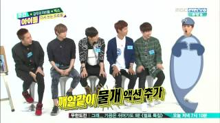 getlinkyoutube.com-[THSUB] 141029 VIXX - Weekly Idol  (Full)