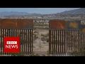 Mexican building US wall: Its a job - BBC News