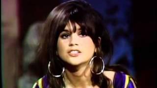 getlinkyoutube.com-Linda Ronstadt &  johnny cash  i never will marry johnny cash show 1969