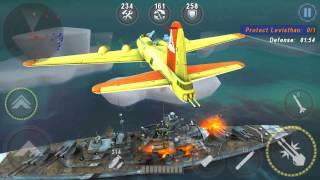 getlinkyoutube.com-[GUNSHIP BATTLE] Episode-10 Mission-2  |  B-17G