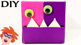 getlinkyoutube.com-DIY zelf monsterdoos (sieradendoos) maken met karton en duct tape