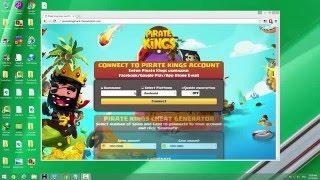 getlinkyoutube.com-تهكير لعبة pirate kings للاندرويد والايفون الموقع الخرافي لاضافة الالاف السبينز والنقود كل يوم