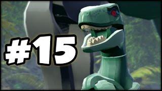 getlinkyoutube.com-LEGO Jurassic World - PART 15 - JURRASIC PARK III ENDING! (Gameplay Walkthrough HD)