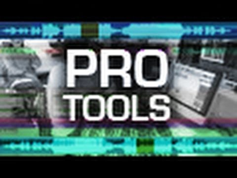 Pro Tools 8 Tutorial Mixing Pt 1