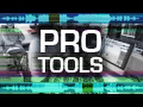 Pro Tools 8 Tutorial Mixing Pt 1