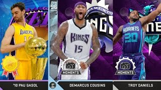 getlinkyoutube.com-NBA 2K16 PS4 My Team - Diamond DeMarcus Cousins!