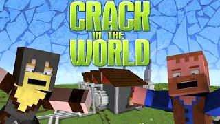 getlinkyoutube.com-Minecraft Adventure ★ CRACK IN THE WORLD