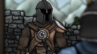 getlinkyoutube.com-The Senile Scribbles: Skyrim Parody - Part 1
