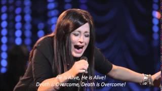 getlinkyoutube.com-Kari Jobe Bethel Church Music- Forever Live (lyrics)