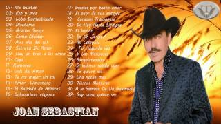 getlinkyoutube.com-Joan Sebastian Sus Mejores Éxitos Baladas Romanticas Mix 2015