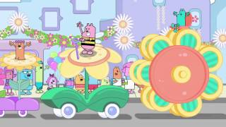 getlinkyoutube.com-Wow! Wow! Wubbzy! - Flower Day Parade / Run for Fun