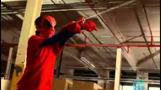 getlinkyoutube.com-Spiderman megaBlaster