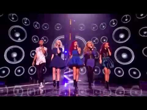 Janet Devlin and other X Factor UK finalists one more time- FINAL 2011