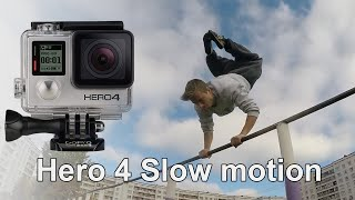 getlinkyoutube.com-GoPro Hero 4 - Slow motion test. Full HD 120 fps, VWGA 240 fps