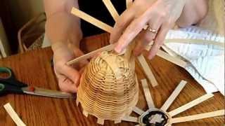getlinkyoutube.com-Basket Weaving 101