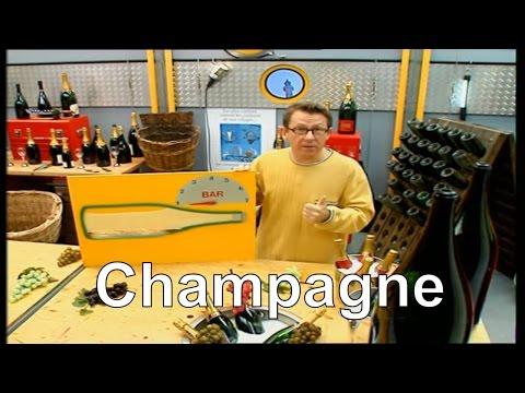 Comment les bulles de champagne naissent-elles ? - C'est pas sorcier