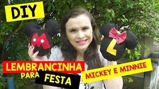 getlinkyoutube.com-PREPARATIVOS FESTA MICKEY: COMO FAZER LEMBRANCINHA FOFAS E ÚTEIS