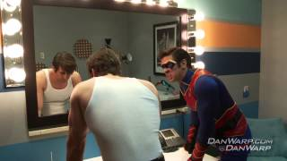 getlinkyoutube.com-Captain Man (Or the Unexpected Parody of Birdman)