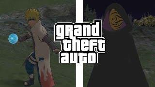 minato vs tobi GTA San Andreas
