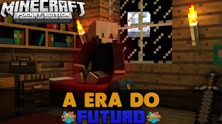 getlinkyoutube.com-A Era do Futuro [MOD] Para Minecraft PE 0.12.1