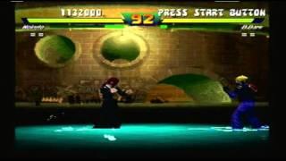 getlinkyoutube.com-Street Fighter EX Plus Alpha - Dark Hokuto Playthrough