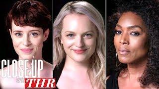 Drama Actresses Roundtable: Angela Bassett, Elisabeth Moss, Claire Foy, Thandie Newton | THR width=
