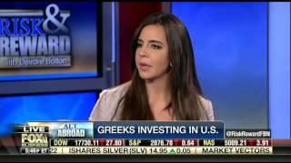 getlinkyoutube.com-Sam DeBianchi  - FOX Business News, Risk and Reward with Deirdre Bolton