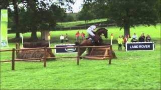getlinkyoutube.com-Jeux équestres mondiaux : William Fox Pitt à l'épreuve de cross du concours complet