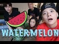 Watermelon Challenge 2017! ft. Peniel, Gen Neo, Caroline